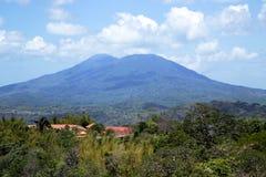 Вулкан Mombacho Стоковые Изображения