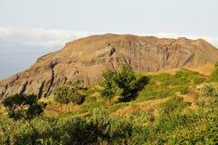 Вулкан Monte Preto Стоковые Изображения