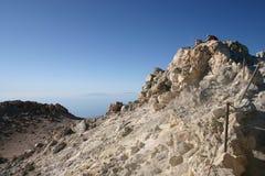 Вулкан Pico de Teide Стоковая Фотография