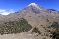 вулкан pico orizaba de Мексики стоковое изображение