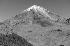 вулкан pico orizaba de Мексики стоковые фото