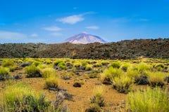 Вулкан Teide в Тенерифе Стоковая Фотография RF
