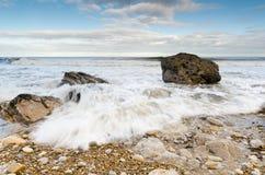 Входящий прилив Стоковое Изображение RF