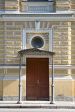 вход двери детали здания Стоковые Изображения RF
