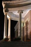 вход Кипра здания Стоковое фото RF