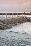 Вход к морю Стоковые Фотографии RF