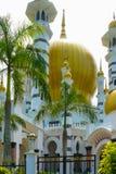 Вход мечети Masjid Ubudiah Стоковое Изображение RF