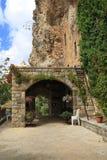 Вход музея Khalil Gibran, Ливан стоковое изображение rf