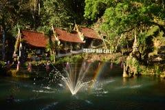 Вход пещеры Choang Dao, Таиланд стоковые изображения
