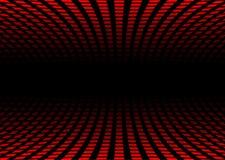 вход придал квадратную форму тоннелю techno Стоковая Фотография RF
