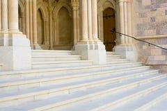 вход собора Стоковая Фотография RF