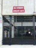 Вход студента USC к стадиону Williams Brice в Колумбии, SC Стоковая Фотография RF