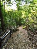 Вход Forest Park стоковая фотография rf