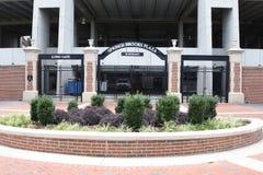 Вход SE стадиона Williams Brice, Колумбия, Южная Каролина стоковое фото