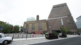 Вход Tate выставки Georgia O'Keeffe современное акции видеоматериалы