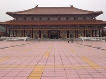 Вход буддийского монастыря Стоковые Фото