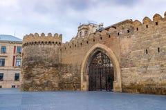 вход города старый к Стоковое Изображение RF