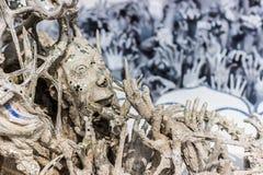 Вход к аду, Таиланд стоковое изображение