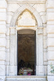 Вход к коммеморативному монастырю Dryanovo часовни Стоковое Изображение RF