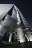 Вход к небоскребу Дубай стоковое изображение
