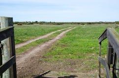Вход к уникально природе Стоковая Фотография RF