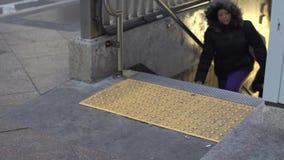 Вход метро (8 из 12) видеоматериал