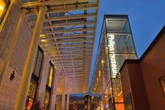Вход музея Philips стоковое фото rf