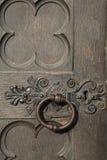 Входная дверь церков собора St Giles; Королевская миля; Lawnmarket; Стоковые Изображения RF