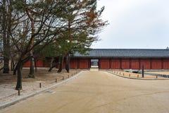 Входная дверь Changgyeong palace2 Стоковые Изображения