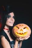 Вход ограничен к ночному клубу, дресс-коду Партия 2016 хеллоуина! Стоковое Изображение RF
