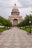 Вход дома положения Техаса Стоковые Изображения RF