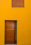 Вход дома Стоковая Фотография RF