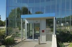 Вход офисного здания Стоковые Изображения RF
