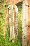 вход старый стоковые фотографии rf