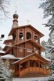 Вход церков значка Казани Стоковые Фотографии RF