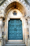 Вход церков строба, дорога Перта в Данди Стоковое Изображение