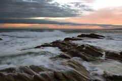 входящий прилив Стоковая Фотография RF