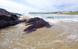 Входящий прилив Стоковые Фото