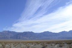 Вход Death Valley Стоковые Изображения RF