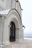 вход dormition собора Стоковое Изображение RF