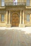 Вход, en Провансаль AIX, Франция Стоковое Фото