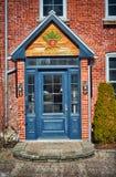 Вход Maison Le Грандиозн Стоковая Фотография RF
