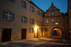 Вход Schloss Kapfenburg Стоковое Изображение