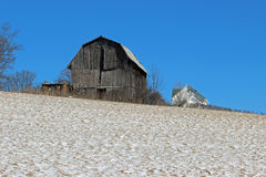 Вчерашняя ферма Стоковые Фотографии RF