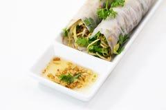 Въетнамская еда Стоковая Фотография