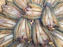 Въетнамская кухня: морепродукты - высушенная рыба Стоковые Изображения