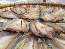 Въетнамская кухня: морепродукты - высушенная рыба Стоковое фото RF