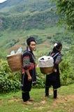 Въетнамские женщины Стоковые Фотографии RF