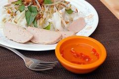 Въетнамский торт риса Стоковые Фотографии RF