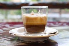 Въетнамское café Кофе с яичком Стоковые Фотографии RF